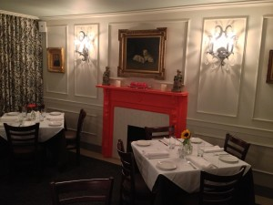 Intimate Dining Room